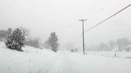 Winter Weather Brings Snow, Frigid Temps to San Diego