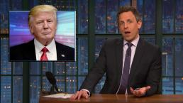 'Late Night': A Closer Look at Trump's Foreign Policy