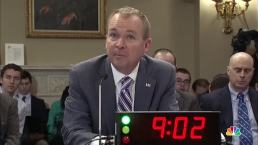 Mulvaney Defends Budget Cuts to Social Welfare Programs