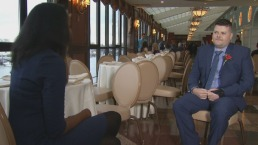 WATCH: Officer Hartnett Speaks to NBC10 After Receiving Award