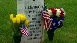 WATCH: Rosecrans National Cemetery on Memorial Day Weekend