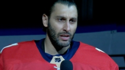 Hockey Player Makes Impassioned Speech on Parkland Shooting