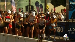 Runners Advance to Olympics After Marathon in LA