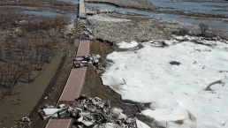 Historic Midwest Flooding Expected to Linger