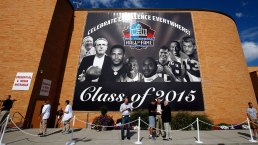 Class of 2015 Professional Football Hall of Fame Induction Weekend