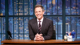 'Late Night': Jokes Seth Meyers Can't Tell