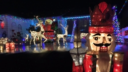 Must-See Holiday Light Displays: Starlight Circle in Santee