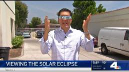 Special Glasses Allow Direct View of Total Solar Eclipse