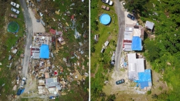 Before and After: Puerto Rico Six Months After Maria