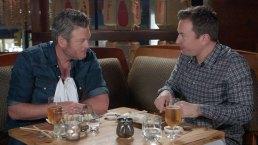 'Tonight Show': Blake Shelton Tries Sushi