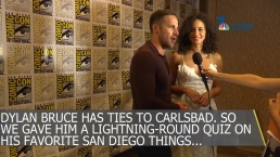 Stars of 'Midnight Texas' Answer Questions at Comic-Con