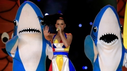 PHOTOS: Halftime Show at Super Bowl XLIX