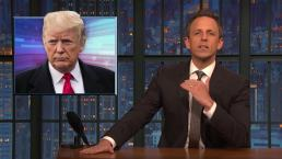 'Late Night': A Closer Look at Trump's Lie About Raking in Finland