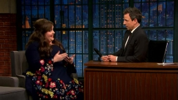 'Late Night': Aidy Bryant's Crazy SNL Story