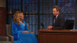 'Late Night': Wendy Williams Lists What She Looks for in a Man