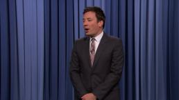 'Tonight': Fallon Chats With 'Melania Trump's Body Double'