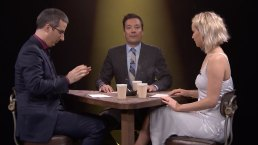 'Tonight Show': True Confessions With John Oliver