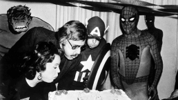 'Marvel' Mastermind Stan Lee's Life in Photos