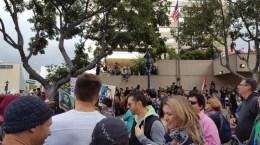 Locals Unite for San Diego Women's March