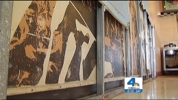 Students Want Black History Wall Revived