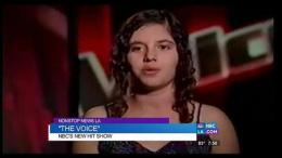 "Shy SoCal Teen Finds Her ""Voice"""