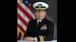 Navy Leader Accused of Sending Inappropriate Texts