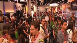 Comic-Con on Celebrity Watch