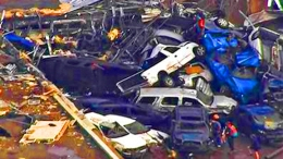 WATCH: 51 Killed in Oklahoma Tornado