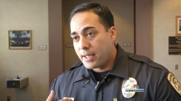 Local Officer Instrumental in Dorner Investigation