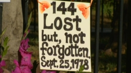 PSA Flight 182 Memorial Held In North Park 38 Years After Crash