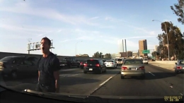 Caught On Camera: L.A. Road Rage