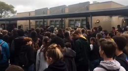 'Enough Is Enough': San Diego Students Join US Walkout