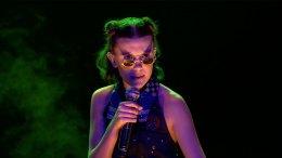 'Tonight': Millie Bobby Brown Raps 'Stranger Things' Recap