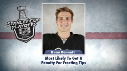 Fallon Reveals NHL Playoffs Superlatives