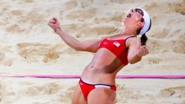 Olympic Beach Volleyball: Great Bodies, Bikinis and More