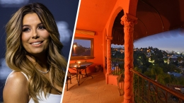 Eva Longoria Sells Her Romantic Home in the Hills