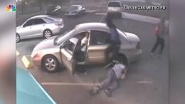 Caught On Camera: 78-Year-Old Man Beaten, Carjacked in Las Vegas