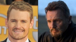 "Josh Pence Playing Young Ra's Al Ghul in ""Dark Knight Rises"""