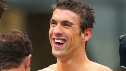 Michael Phelps' Final Gold Rush