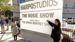 "No More Live Audiences For ""Rosie Show"""