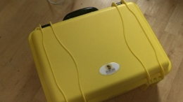 Solar Suitcase Saving Lives Around the World