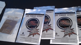 Synthetic Drugs Seized in Escondido