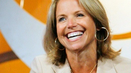 "Katie Couric Makes Return to ""Today"""