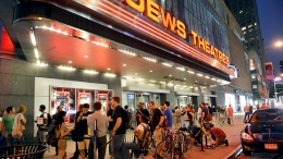 Massacre Rattles Moviegoers