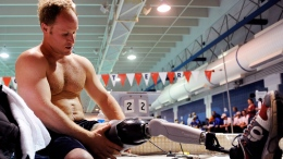 """Warrior Games"" Offer Rehabilitation and Recovery"
