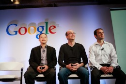 Google Reportedly Nearing Music Deal