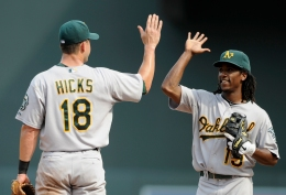 A's Quietly Turning into Playoff Contenders