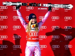 Lindsay Vonn Discusses Her Injury