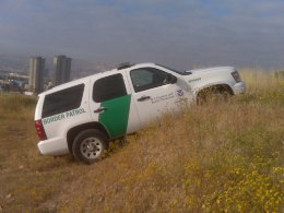 Border Patrol Boss Caught Napping: Source
