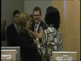 SDUSD Supt Greeted by Applause in Houston